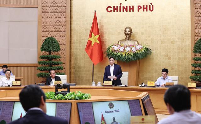 Thủ tướng Phạm Minh Chính: Người đứng đầu chịu trách nhiệm toàn diện về giải ngân vốn đầu tư công - Ảnh 1.