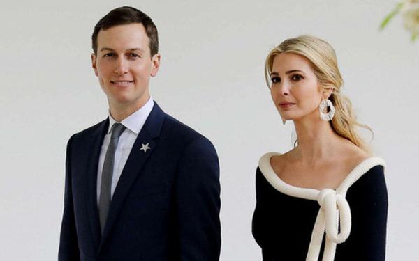 Vợ chồng con gái ông Trump kiếm tiền như thế nào: Nguồn thu từ công việc tại Nhà Trắng chỉ chiếm 1%, hoạt động kinh doanh mới đem lại nguồn thu kếch xù - Ảnh 2.