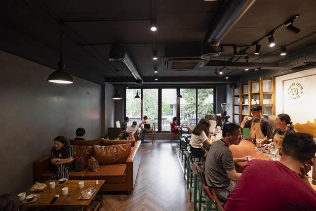 Chảo lửa cà phê Việt Nam chưa bao giờ hết nóng - Ảnh 1.