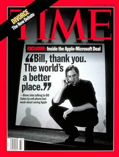 Mối quan hệ bạn - thù phức tạp giữa Bill Gates và Steve Jobs: 'Bill Gates là người không có tinh thần sáng tạo, anh ta chưa thực sự phát minh ra thứ gì' - Ảnh 2.