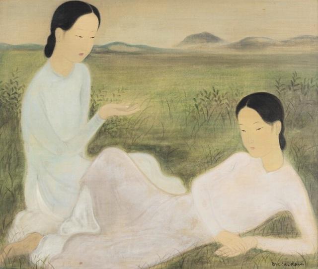 Chủ nhân gốc Việt của bức tranh Chân dung cô Phương được đấu giá tới 3,1 triệu USD là ai?  - Ảnh 4.