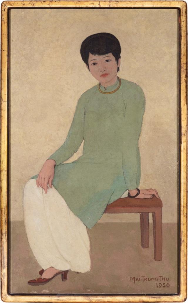 Chủ nhân gốc Việt của bức tranh Chân dung cô Phương được đấu giá tới 3,1 triệu USD là ai?  - Ảnh 3.