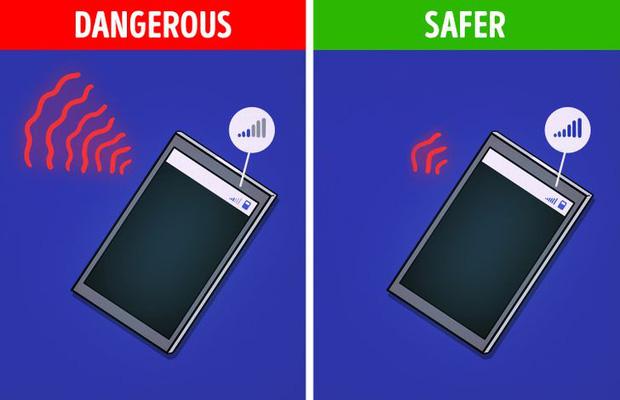 5 sai lầm mà chúng ta đều mắc phải khi sử dụng smartphone - Ảnh 3.