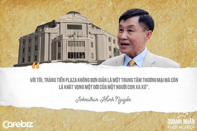 Vua hàng hiệu Johnathan Hạnh Nguyễn: Từng rửa xe, lao động chân tay ở nước ngoài để có tiền ăn học - Ảnh 1.