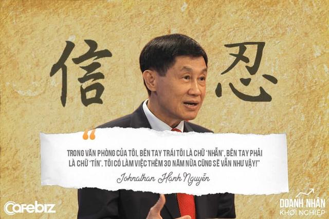 Vua hàng hiệu Johnathan Hạnh Nguyễn: Từng rửa xe, lao động chân tay ở nước ngoài để có tiền ăn học - Ảnh 2.