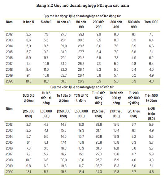 Sự trở lại của xu hướng doanh nghiệp FDI thu nhỏ, FDI vệ tinh và những rủi ro cho kinh tế Việt Nam - Ảnh 2.