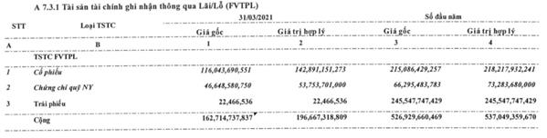 BVSC báo lãi quý 1 đạt gần 50% kế hoạch lợi nhuận cả năm. - Ảnh 1.