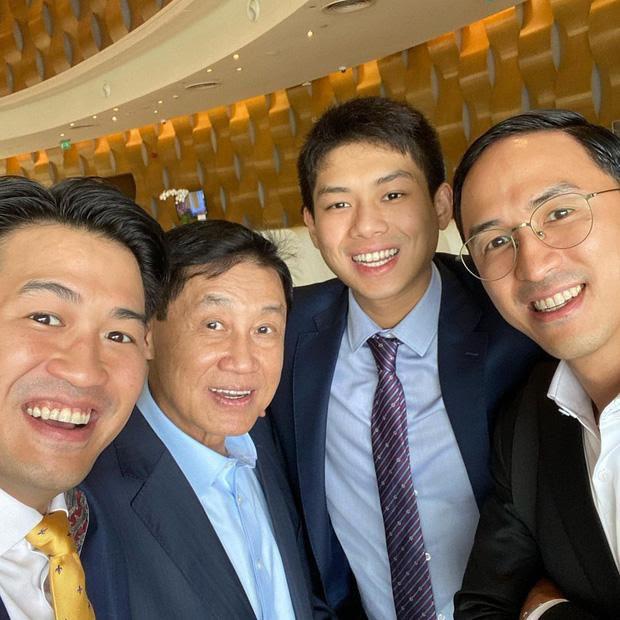 Jonathan Hạnh Nguyễn: Ông bố tỷ phú bên ngoài nhiều tiền, bên trong có trái tim ấm áp khiến ai cũng tan chảy - Ảnh 7.