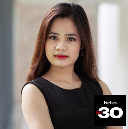 Ba cô gái Việt lọt vào danh sách 30 Under 30 toàn châu Á năm 2021 do Forbes bình chọn - Ảnh 2.