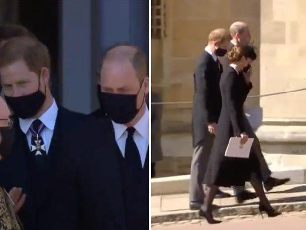 Hoàng tử Harry tức tốc về Mỹ với Meghan ngay trong ngày sinh nhật của Nữ hoàng, loạt hành động sau tang lễ Hoàng thân Philip gây thất vọng - Ảnh 2.