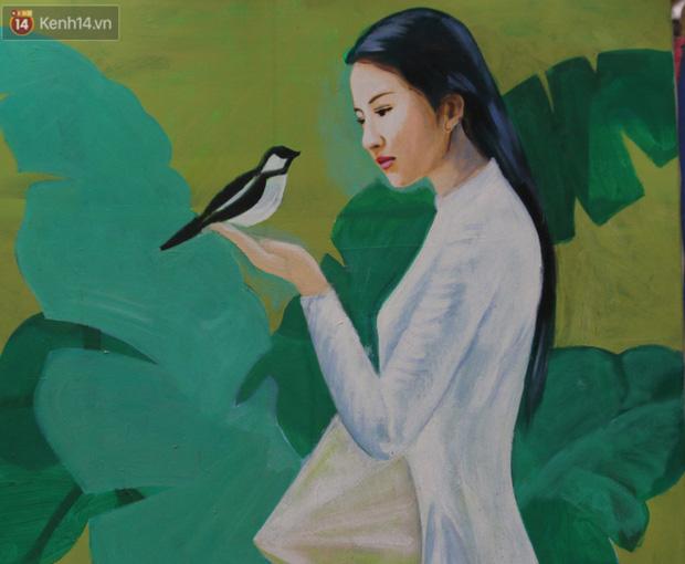 Về hưu sau thời gian làm thiết kế tại Đài truyền hình Việt Nam, người họa sĩ già hô biến tre thành món quà tặng trẻ thơ - Ảnh 16.