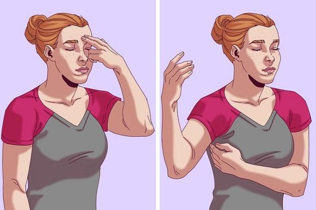 Mẹo bỏ túi ai cũng có lúc cần dùng: 7 cách để giảm cảm giác lo lắng, căng thẳng hiệu nghiệm tức thì chỉ trong vài giây - Ảnh 5.