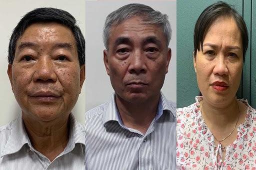 Vụ án ở Bệnh viện Bạch Mai: Móc túi trên 10 tỷ đồng của bệnh nhân  - Ảnh 1.