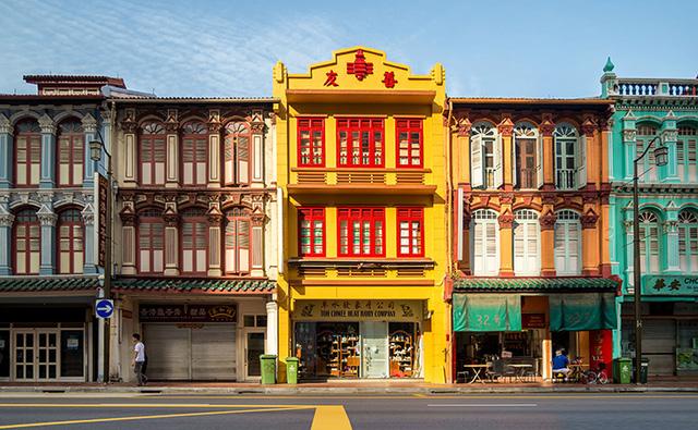 Người dân có thể trở thành triệu phú sau 1 đêm nhờ sở hữu nhà cổ và câu chuyện bảo tồn di tích của Singapore - Ảnh 1.