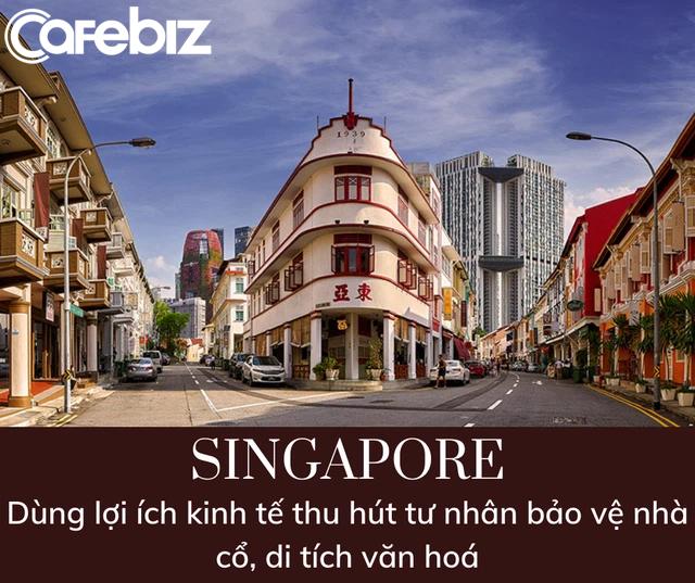 Người dân có thể trở thành triệu phú sau 1 đêm nhờ sở hữu nhà cổ và câu chuyện bảo tồn di tích của Singapore - Ảnh 2.