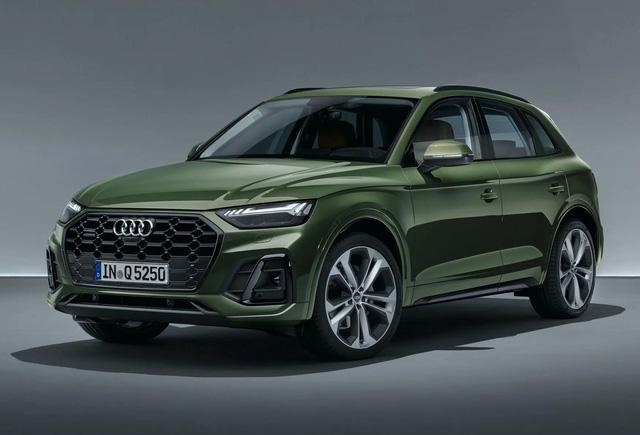 Audi Q5 2021 chính hãng đầu tiên xuất hiện tại Việt Nam - Đối thủ ngang tầm Mercedes-Benz GLC và BMW X3 - Ảnh 2.