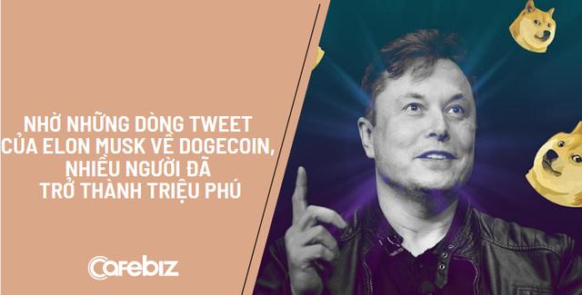 Dốc hết tiền tiết kiệm, bán sạch cổ phiếu tất tay vào Dogecoin, chàng trai 33 tuổi trở thành triệu phú sau 2 tháng - Ảnh 1.