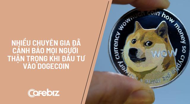 Dốc hết tiền tiết kiệm, bán sạch cổ phiếu tất tay vào Dogecoin, chàng trai 33 tuổi trở thành triệu phú sau 2 tháng - Ảnh 2.