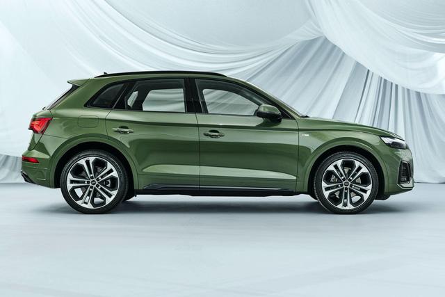 Audi Q5 2021 chính hãng đầu tiên xuất hiện tại Việt Nam - Đối thủ ngang tầm Mercedes-Benz GLC và BMW X3 - Ảnh 11.