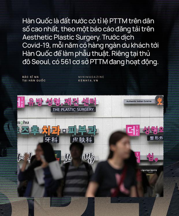 Bác sĩ ma tại Hàn Quốc: Thực tế đáng sợ và cực kỳ nguy hiểm của ngành công nghiệp thẩm mỹ tỉ đô xứ sở kim chi - Ảnh 12.