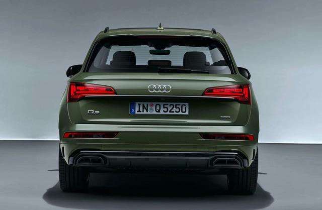 Audi Q5 2021 chính hãng đầu tiên xuất hiện tại Việt Nam - Đối thủ ngang tầm Mercedes-Benz GLC và BMW X3 - Ảnh 3.