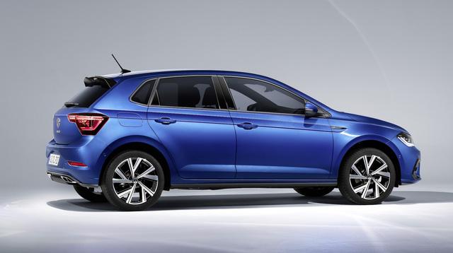 Ra mắt Volkswagen Polo 2021: Sang lên nhiều lần, chờ về Việt Nam cứu vãn doanh số - Ảnh 4.