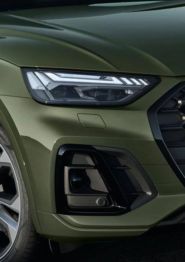 Audi Q5 2021 chính hãng đầu tiên xuất hiện tại Việt Nam - Đối thủ ngang tầm Mercedes-Benz GLC và BMW X3 - Ảnh 6.
