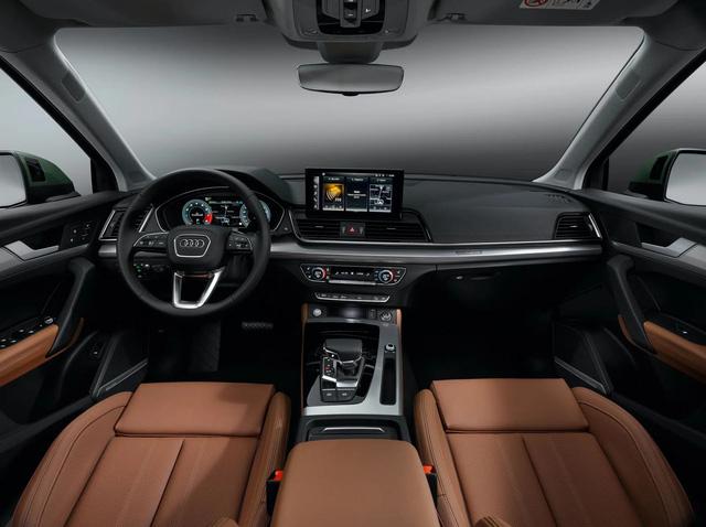 Audi Q5 2021 chính hãng đầu tiên xuất hiện tại Việt Nam - Đối thủ ngang tầm Mercedes-Benz GLC và BMW X3 - Ảnh 7.