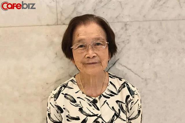 Cụ bà 90 tuổi dùng 90 năm kinh nghiệm sống của mình để nói với chúng ta 9 chân lý cuộc sống: Đi làm là vì tiền, không phải vì yêu thích - Ảnh 1.