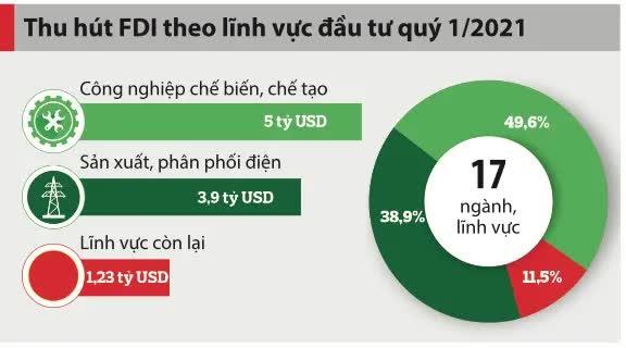 Đón sóng FDI, không để khoảng trống làm nhà đầu tư băn khoăn - Ảnh 2.
