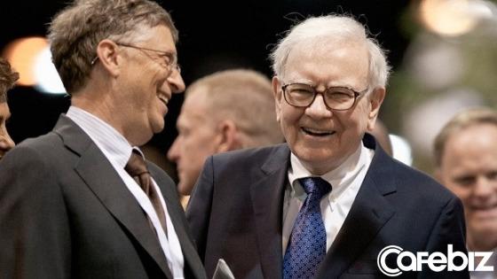 8 lời khuyên kinh điển của Warren Buffett dành cho những người trẻ muốn trở nên giàu có - Ảnh 1.