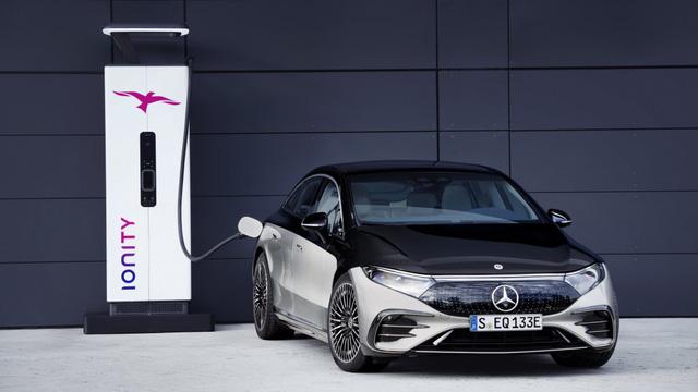 Mercedes-Benz EQS sắp về Việt Nam: Lớn như S-Class, chạy điện, có thể tận dụng trạm sạc VinFast - Ảnh 6.