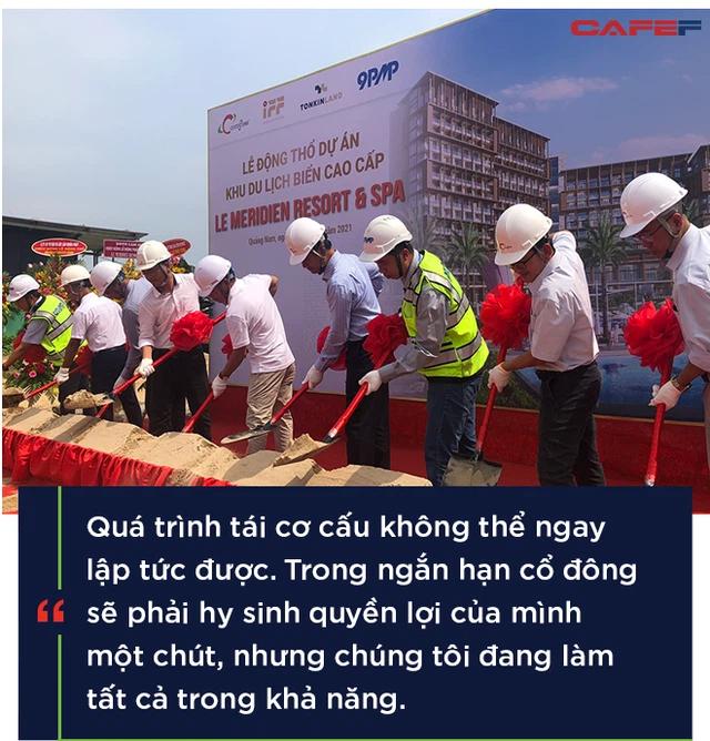 Chủ tịch Coteccons: Chúng tôi không thâu tóm, công ty vẫn rất Việt Nam từ tên gọi đến con người - Ảnh 14.