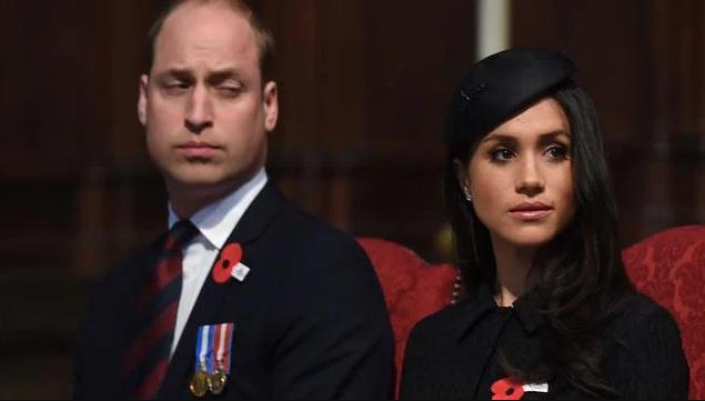 Hoàng tử William sẽ không bao giờ tha thứ cho Meghan Markle, đoạn tuyệt với em dâu vì dám tỏ thái độ với Kate - Ảnh 1.