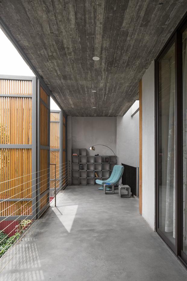 Xây nhà 2,5 tỷ với vật liệu hoàn thiện từ 100% bê tông, cặp vợ chồng khiến người bạn nước ngoài thích thú phải thuê ngay một phòng - Ảnh 16.