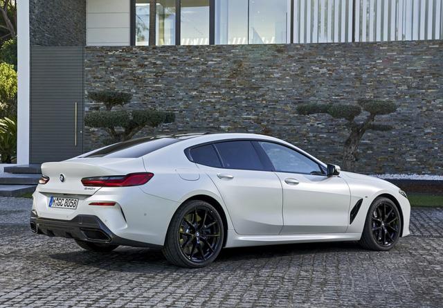 BMW 8-Series đầu tiên về Việt Nam: Giá gần 7 tỷ, to ngang 7-Series nhưng khác biệt hoàn toàn, đấu Porsche Panamera - Ảnh 3.