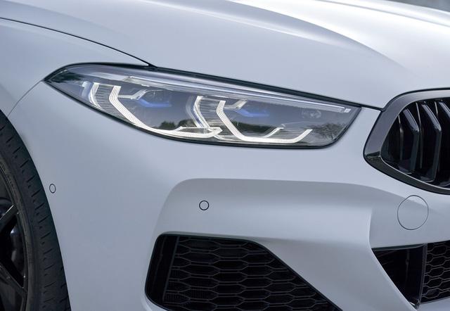 BMW 8-Series đầu tiên về Việt Nam: Giá gần 7 tỷ, to ngang 7-Series nhưng khác biệt hoàn toàn, đấu Porsche Panamera - Ảnh 4.