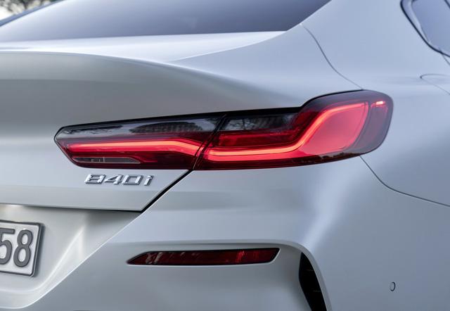 BMW 8-Series đầu tiên về Việt Nam: Giá gần 7 tỷ, to ngang 7-Series nhưng khác biệt hoàn toàn, đấu Porsche Panamera - Ảnh 5.