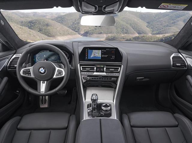 BMW 8-Series đầu tiên về Việt Nam: Giá gần 7 tỷ, to ngang 7-Series nhưng khác biệt hoàn toàn, đấu Porsche Panamera - Ảnh 10.