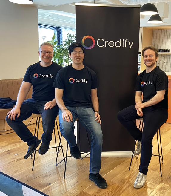 Credify – Hệ sinh thái đa dịch vụ kết nối người dùng - Ảnh 1.