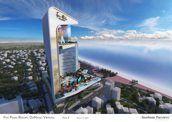 Các đại bàng chúa từ nước Mỹ do Vua hàng hiệu mời gọi rót tỷ USD vào siêu dự án trung tâm tài chính Đà Nẵng - Ảnh 2.