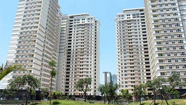 Trái chiều thị trường căn hộ Hà Nội và Tp.HCM - Ảnh 1.