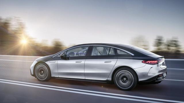 Mercedes-Benz EQS sắp về Việt Nam rục rịch có thêm bản hiệu suất cao AMG - Ảnh 1.