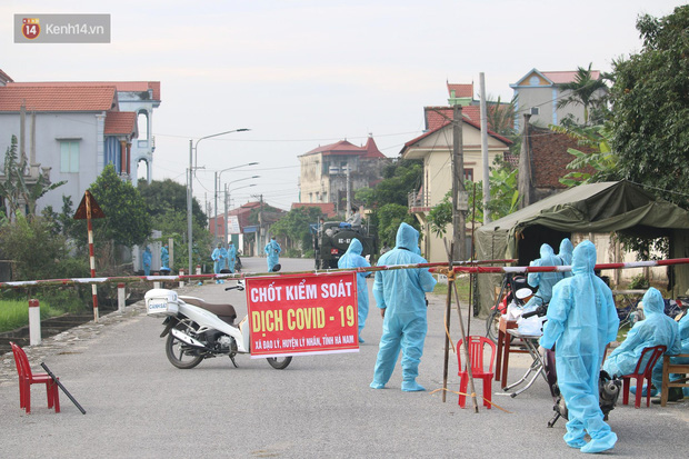 Thêm 3 ca dương tính SARS-CoV-2 tại Hà Nam, trong đó có Chủ tịch xã và 1 nhân viên y tế - Ảnh 1.