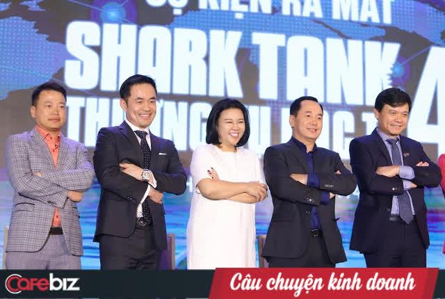 """Shark Tank Việt Nam mùa này đã """"chắc cốp"""" có 6 Shark, nhưng ai là Shark chính, ai là Shark phụ? - Ảnh 2."""