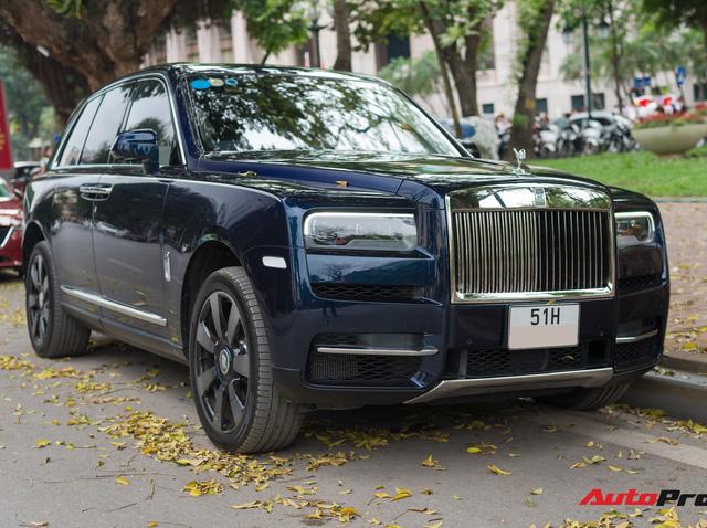 Đây là cách đại gia Việt biến chiếc Rolls-Royce Cullinan giá gần 40 tỷ đồng trở nên độc nhất khi ra đường - Ảnh 1.