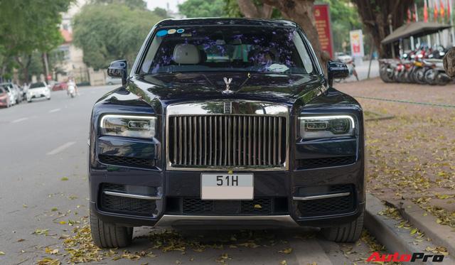 Đây là cách đại gia Việt biến chiếc Rolls-Royce Cullinan giá gần 40 tỷ đồng trở nên độc nhất khi ra đường - Ảnh 2.