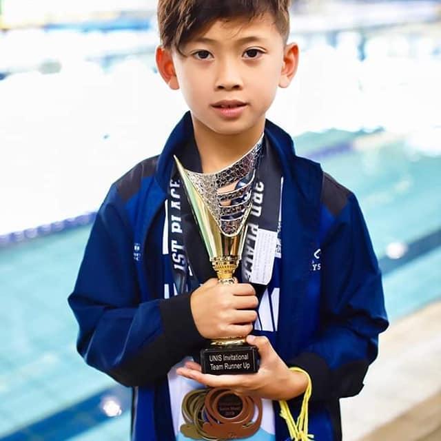 Hội Alpha Kid con nhà gia thế khủng showbiz Việt bé nào chân cũng dài miên man, tất cả là nhờ cha mẹ cho tập môn thể thao này - Ảnh 13.