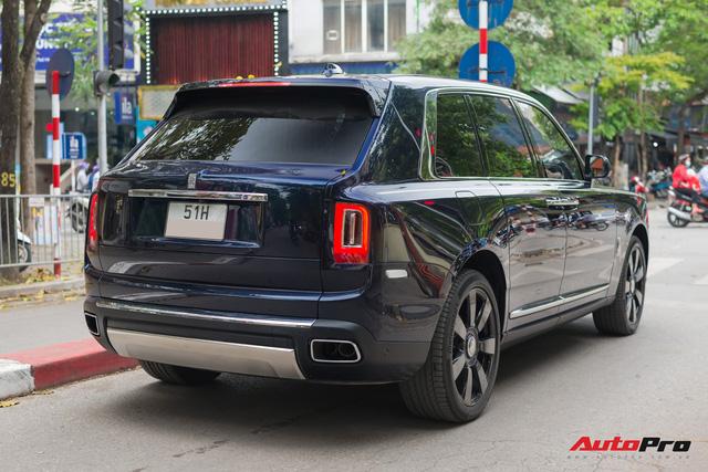 Đây là cách đại gia Việt biến chiếc Rolls-Royce Cullinan giá gần 40 tỷ đồng trở nên độc nhất khi ra đường - Ảnh 10.