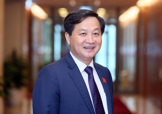 Chân dung các Phó Thủ tướng, bộ trưởng, trưởng ngành mới được Quốc hội phê chuẩn bổ nhiệm - Ảnh 2.
